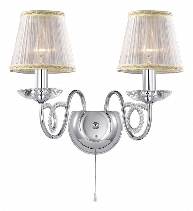 Бра Odeon LightЭлитные светильники<br>Артикул - OD_2611_2W,Серия - Alta<br>