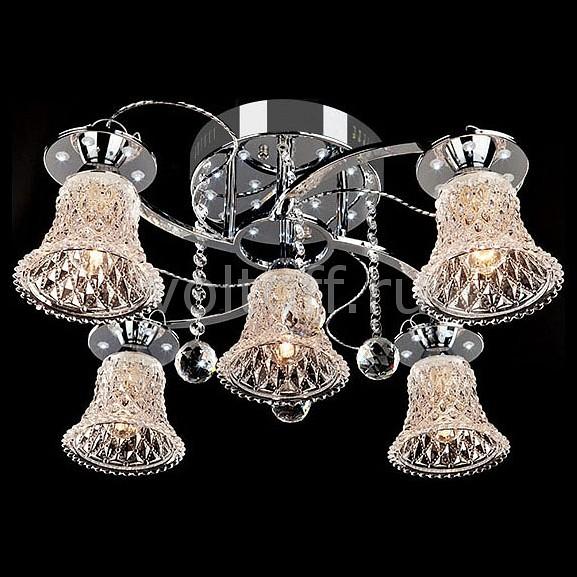 Потолочная люстра EurosvetПотолочные светильники модерн<br>Артикул - EV_73269,Серия - 70209<br>