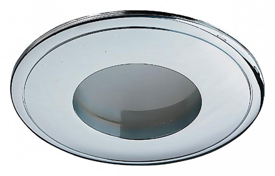 Встраиваемый светильник NovotechПотолочные светильники хай тек<br>Артикул - NV_369303,Бренд - Novotech (Венгрия),Серия - Aqua,Гарантия, месяцы - 24,Глубина, мм - 55,Диаметр, мм - 85,Масса, кг - 0, 02,Дополнительные параметры - возможна установка лампы GX5.3 (MR-16) на 12 В с подключением через трансформатор 12 В<br>