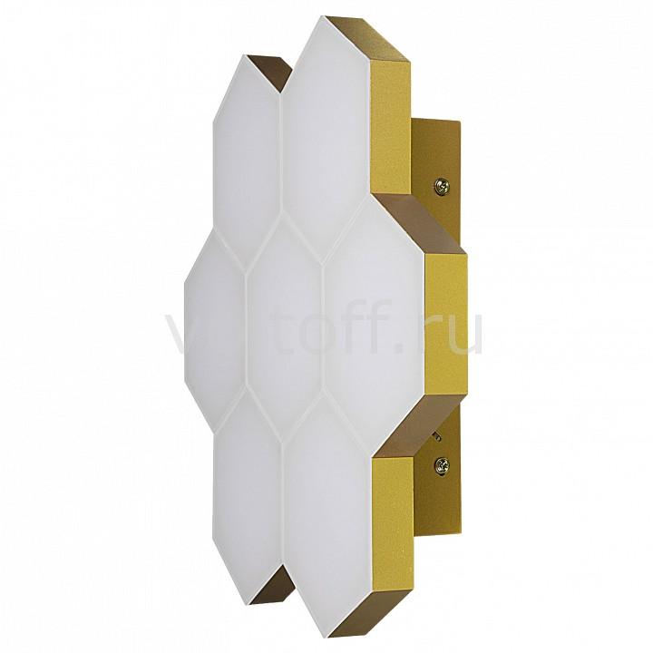 Накладной светильник LightstarСветодиодные настенные светильники<br>Артикул - LS_750673,Серия - Favo<br>