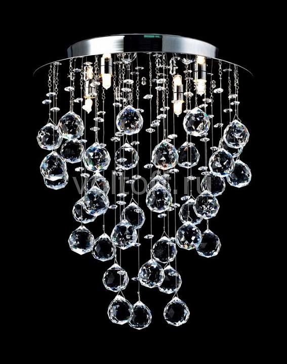 Потолочная люстра MaytoniЭлитные светильники<br>Артикул - MY_MOD207-35-N,Серия - Modern 2<br>