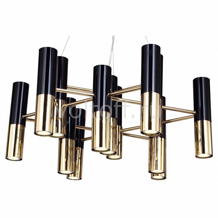 Подвесная люстра FavouriteМеталлические светильники<br>Артикул - FV_1600-13P,Серия - Ultra<br>