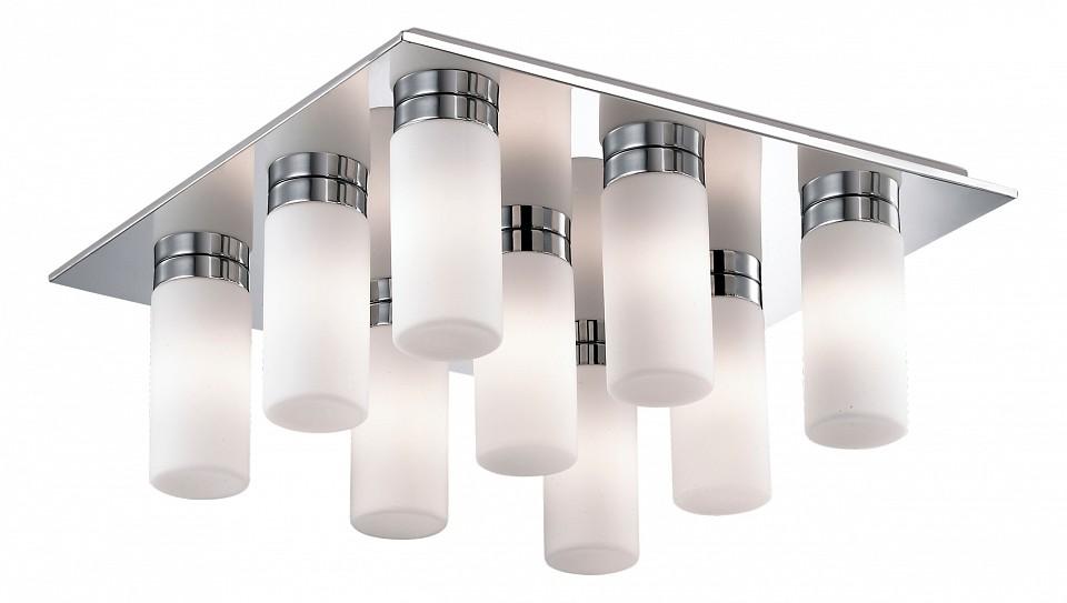 Накладной светильник Odeon LightПотолочные светильники модерн<br>Артикул - OD_2661_9C,Серия - Tingi<br>