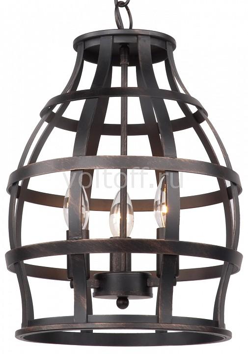 Подвесной светильник FavouriteМеталлические светильники<br>Артикул - FV_1504-3P,Серия - Gitter<br>