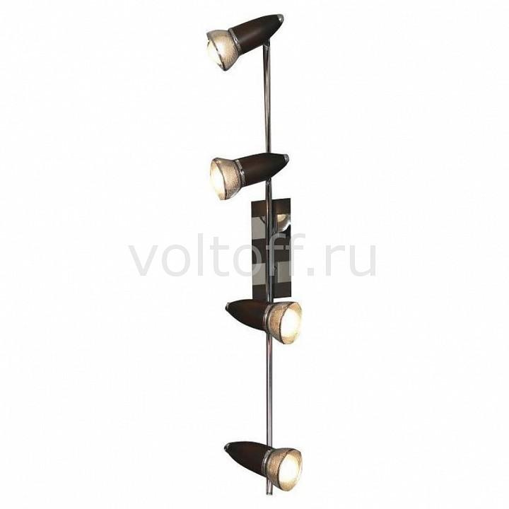 Спот LussoleМеталлические светильники<br>Артикул - LSL-8009-04,Серия - Furnari<br>