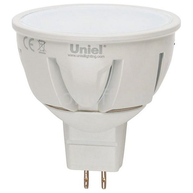 ����� ������������ Uniel GU5.3 220� 7�� 4500K LEDJCDR7WNWGU5.3FRALP01WH
