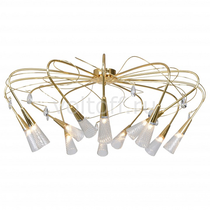 Потолочная люстра LightstarПотолочные светильники модерн<br>Артикул - LS_711122,Серия - Aereo<br>