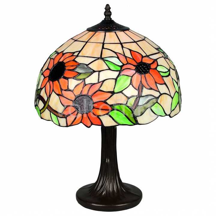 Настольная лампа OmniluxНастольные лампы для гостиной<br>Артикул - OM_OML-80704-01,Серия - OM-807<br>