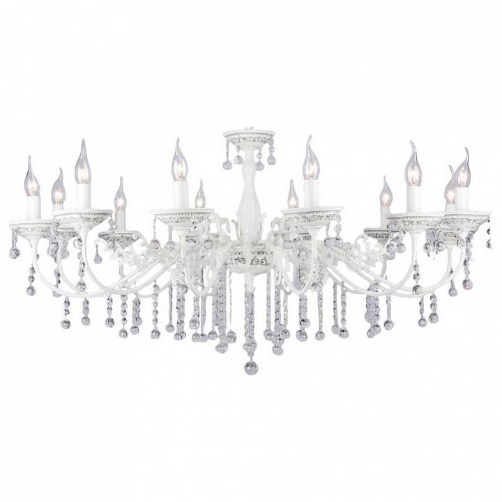 Подвесная люстра MaytoniЭлитные светильники<br>Артикул - MY_ARM386-12-W,Серия - Elegant 43<br>