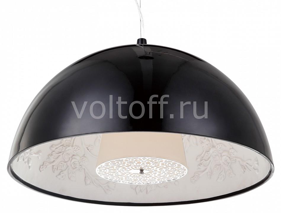 Подвесной светильник Arte LampПодвесные светильники модерн<br>Артикул - AR_A4175SP-1BK,Серия - Dome<br>