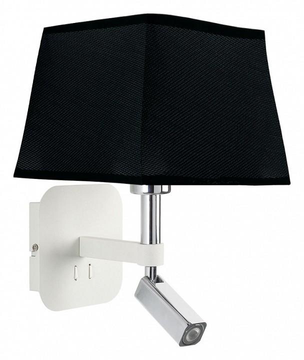 Бра MantraСветодиодные настенные светильники<br>Артикул - MN_5316_5240,Серия - Habana<br>