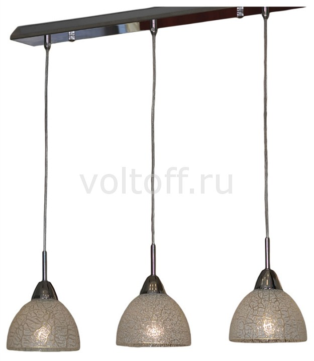 Подвесной светильник LussoleПодвесные светильники модерн<br>Артикул - LSF-1606-03,Серия - Zungoli<br>