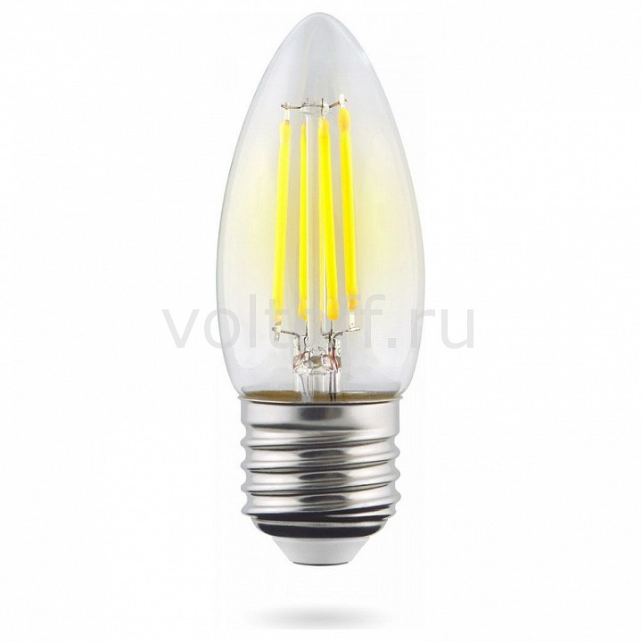 Лампа светодиодная Voltega E27 220В 4Вт 2800K Loft VG1-C1E27warm4W-F