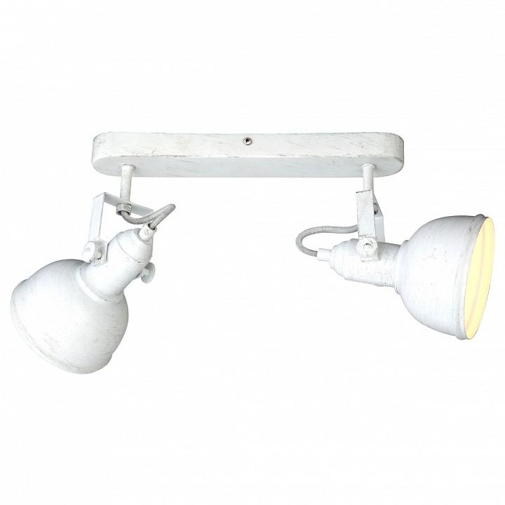 Спот Arte LampМеталлические светильники<br>Артикул - AR_A5213AP-2WG,Серия - Martin<br>