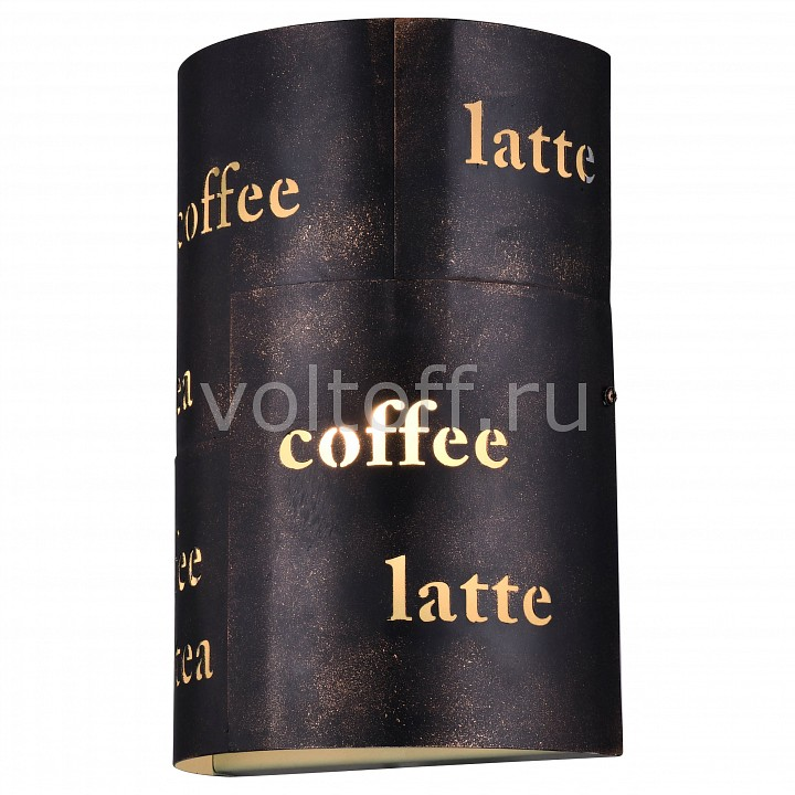 Накладной светильник FavouriteМеталлические светильники<br>Артикул - FV_1503-1W,Серия - Espresso<br>