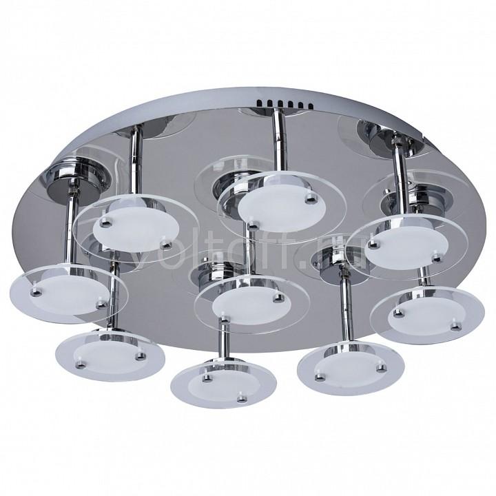 Накладной светильник MW-LightСветодиодные светильники<br>Артикул - MW_678011109,Серия - Граффити 16<br>