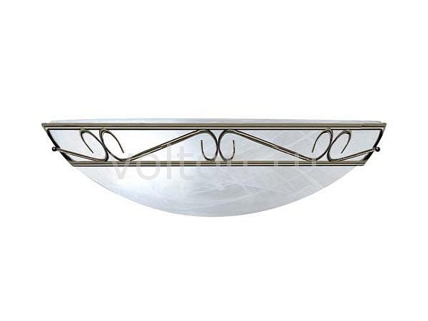 Накладной светильник Arte LampСветильники под бронзу<br>Артикул - AR_A7846AP-1AB,Серия - Pub<br>