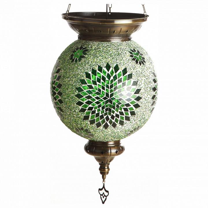 Подвесной светильник Kink LightСветильники под бронзу<br>Артикул - KL_0130T.07,Серия - Марокко<br>