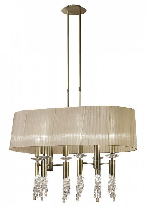 Подвесной светильник MantraСветильники под бронзу<br>Артикул - MN_3873,Серия - Tiffany<br>