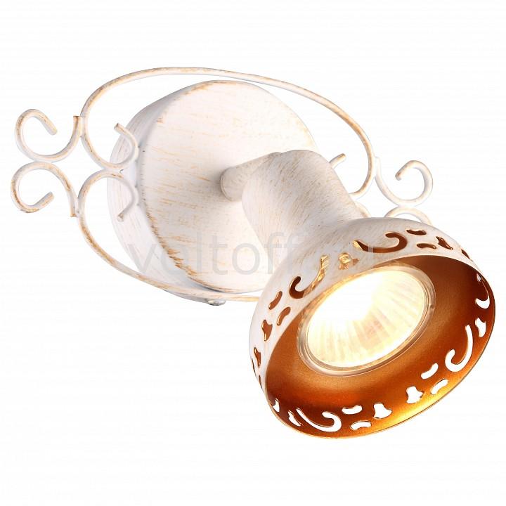 Спот Arte LampМеталлические светильники<br>Артикул - AR_A5219AP-1WG,Серия - Focus<br>