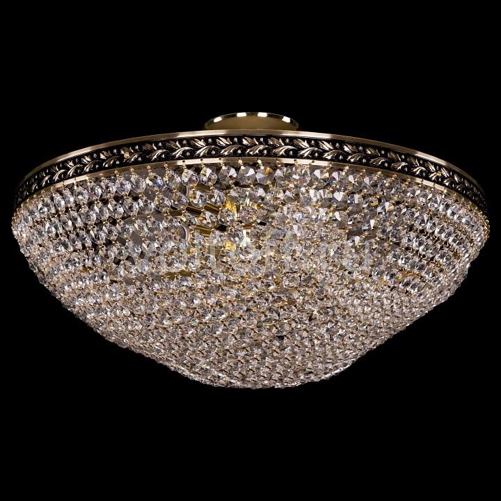 Потолочная люстра Bohemia Ivele CrystalЭлитные светильники<br>Артикул - BI_1932_45_Z_GB,Серия - 1932<br>