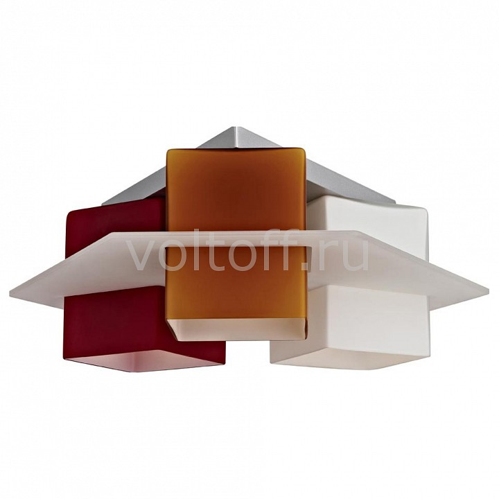Потолочная люстра ST-LuceПотолочные светильники модерн<br>Артикул - SL540.592.03,Серия - Solido<br>
