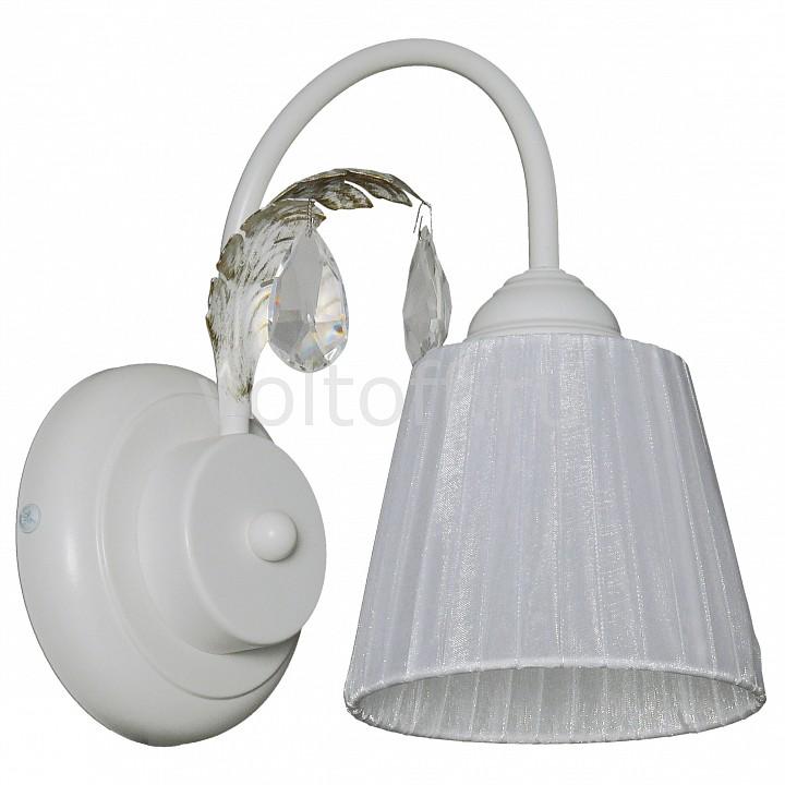 Бра АврораКлассические светильники<br>Артикул - AV_10021-1B,Серия - Изабелла<br>