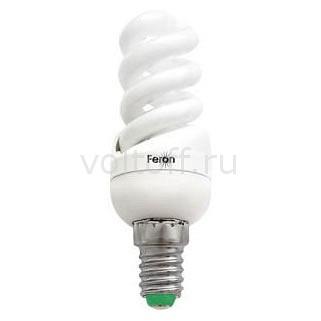 Лампа компактная люминесцентная FeronКомпактные люминесцентные (КЛЛ)<br>Артикул - FE_04938,Серия - ELT19<br>