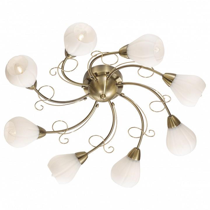 Потолочная люстра Odeon LightПотолочные светильники модерн<br>Артикул - OD_2470_8C<br>