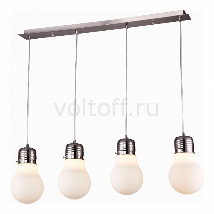 Подвесной светильник ST-LuceПодвесные светильники модерн<br>Артикул - SL299.503.04,Серия - Buld<br>