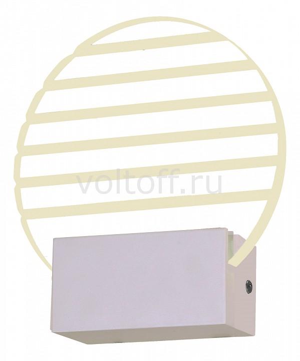Накладной светильник ST-LuceСветодиодные настенные светильники<br>Артикул - SL580.001.01,Серия - Luogo<br>