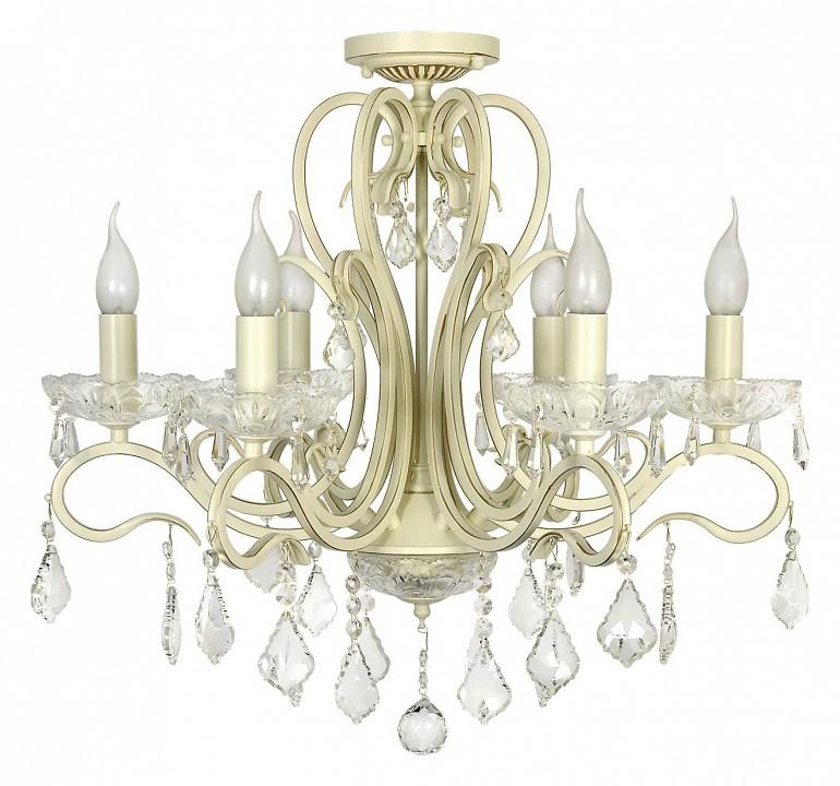 Подвесная люстра Arti LampadariЭлитные светильники<br>Артикул - AL_Luminare_E_1.1.6.601_C,Серия - Luminare<br>