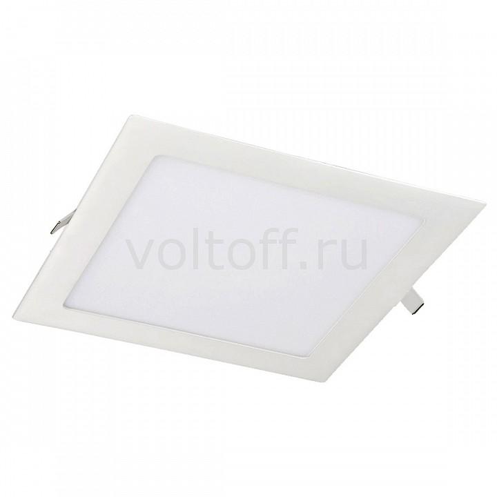 Встраиваемый светильник FavouriteСветодиодные встраиваемые светильники<br>Артикул - FV_1345-18C,Серия - Flashled<br>