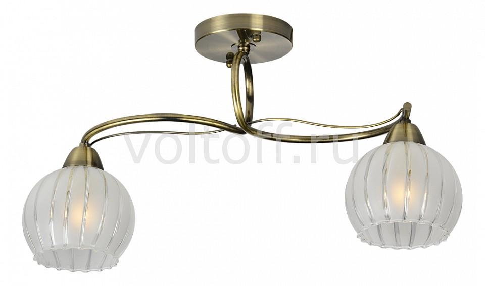 Светильник на штанге IDLampСветильники под бронзу<br>Артикул - ID_237_2PF-Oldbronze,Серия - 237<br>