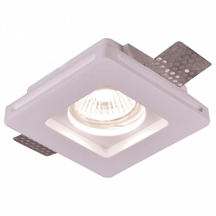Встраиваемый светильник Arte LampСветильники для общественных помещений<br>Артикул - AR_A9214PL-1WH,Серия - Invisible<br>