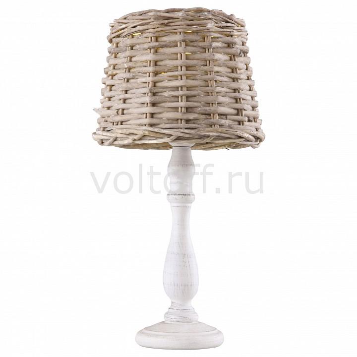 Настольная лампа Arte LampСовременные настольные лампы<br>Артикул - AR_A3400LT-1BR,Серия - Villaggio<br>