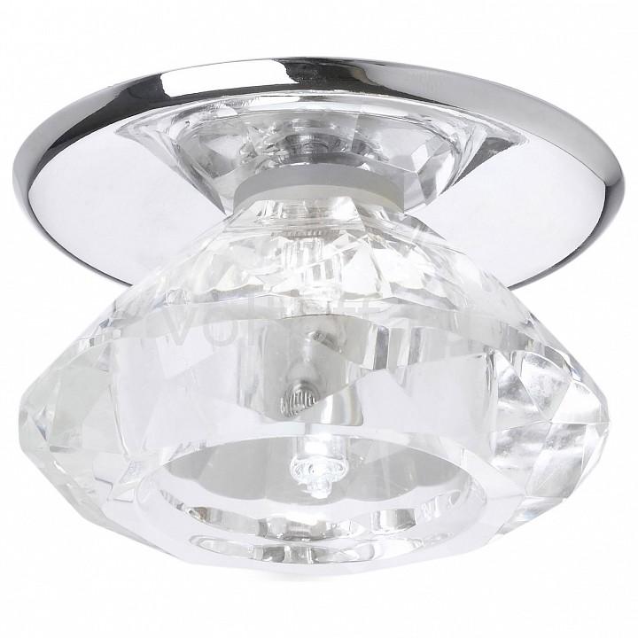 Встраиваемый светильник EgloЭлитные светильники<br>Артикул - EG_88966,Серия - Luxy<br>