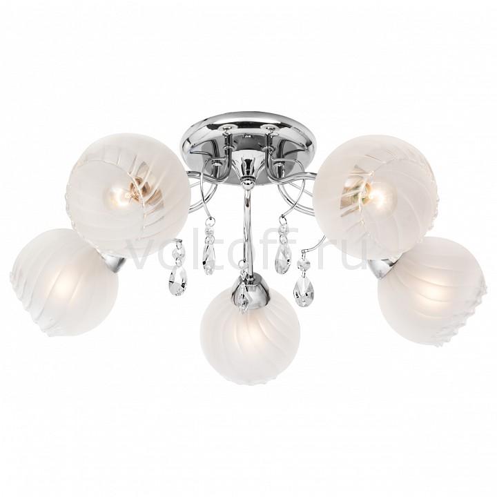 Потолочная люстра SilverLightПотолочные светильники модерн<br>Артикул - SL_241.54.5,Серия - Belize<br>