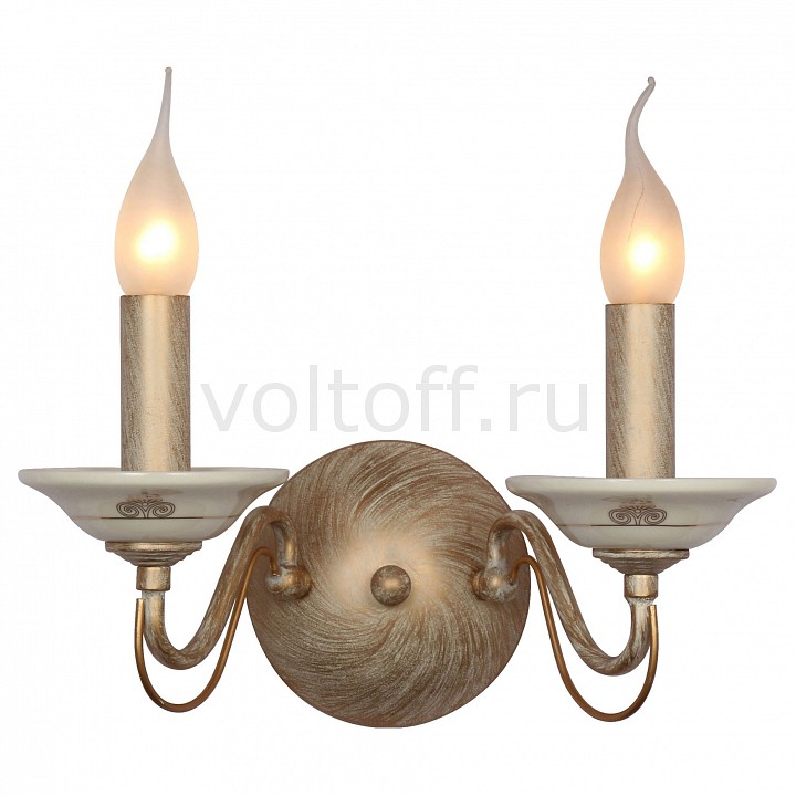 Бра FavouriteКлассические светильники<br>Артикул - FV_1389-2W,Серия - Irdener<br>