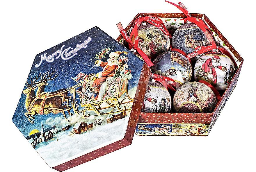 Елочный шар Mister Christmas