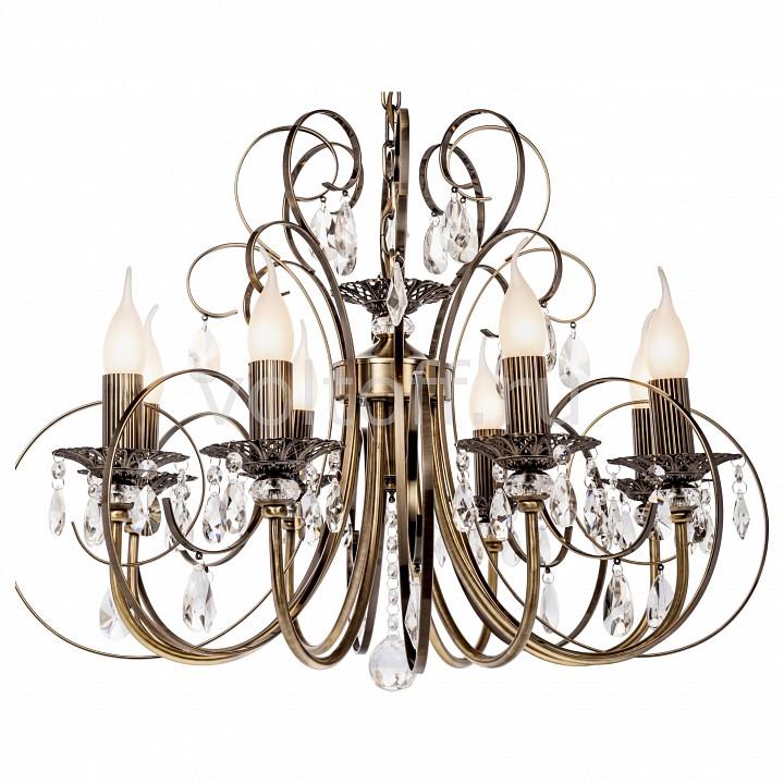 Подвесная люстра SilverLightХрустальные светильники<br>Артикул - SL_155.53.8,Серия - Vienna<br>