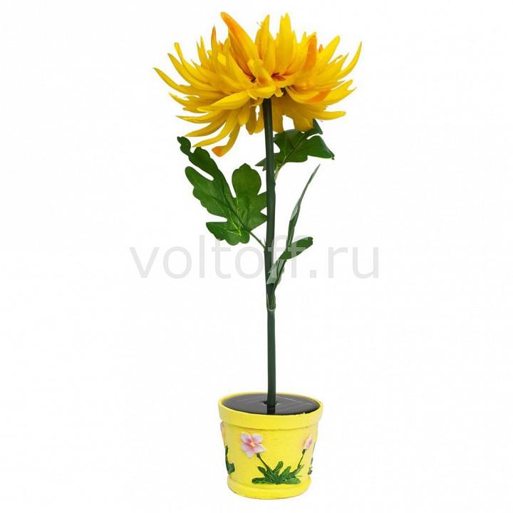 Растение в горшке FeronСветодиодное освещение для улицы<br>Артикул - FE_06269,Серия - Растение в горшке Хризантема PL309<br>