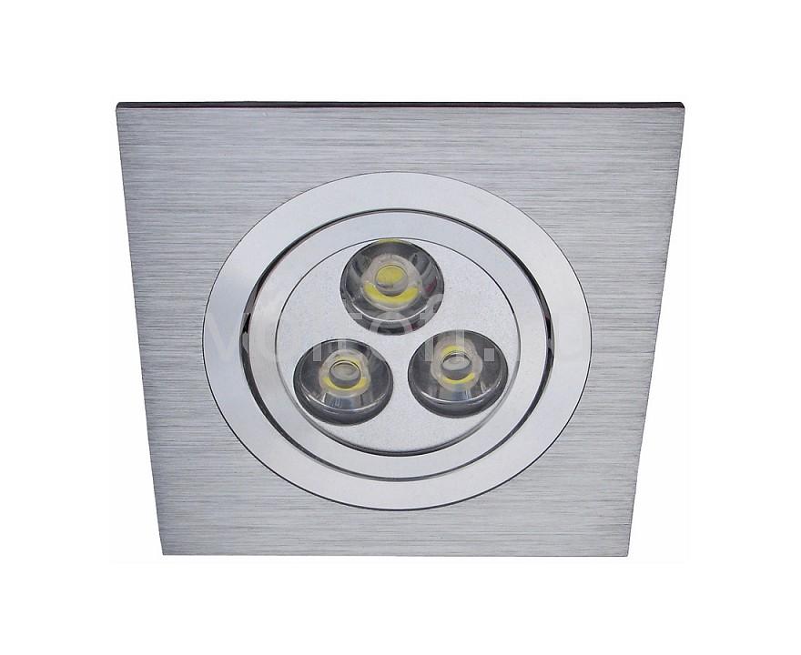 Встраиваемый светильник Technika A5902PL-1SS - это хорошая покупка. Ведь выбрать продукцию марки Arte - это быстро и недорого.
