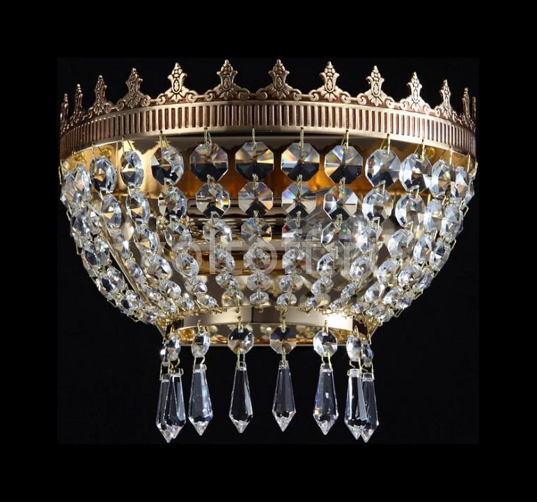 Накладной светильник MaytoniЭлитные светильники<br>Артикул - MY_B500-WB1-G,Серия - Diamant 3<br>