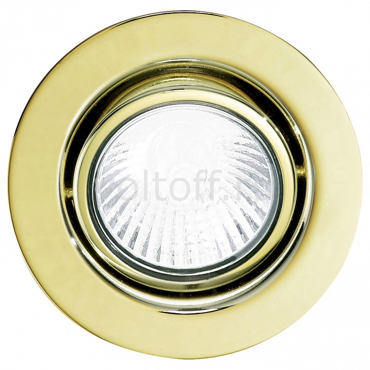 Встраиваемый светильник EgloМеталлические светильники<br>Артикул - EG_87373,Серия - Einbauspot<br>