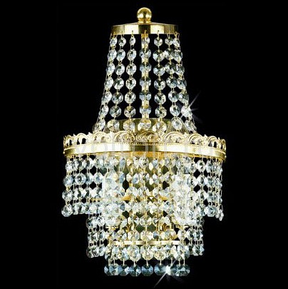 Накладной светильник Preciosa Brilliant 25 3305 002 07 00 00 40