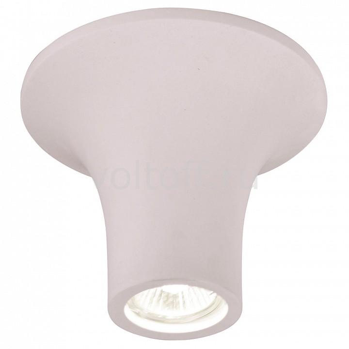 Накладной светильник Arte LampПотолочные светильники модерн<br>Артикул - AR_A9460PL-1WH,Серия - Tubo<br>