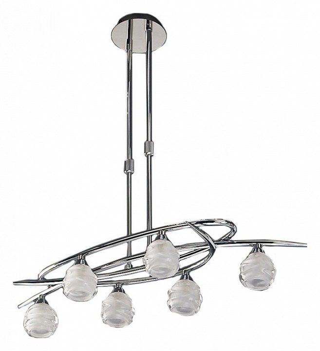 Люстра на штанге MantraПотолочные светильники модерн<br>Артикул - MN_1801,Серия - Loop<br>