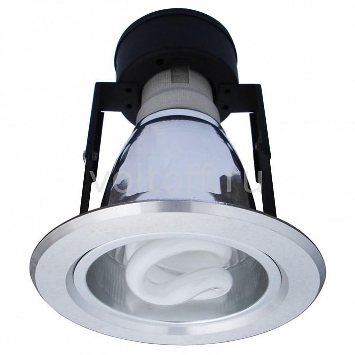 Встраиваемый светильник Arte LampСветильники для общественных помещений<br>Артикул - AR_A8043PL-1SI,Серия - Technika<br>