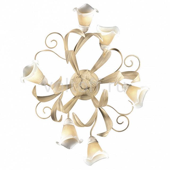 Потолочная люстра FavouriteКлассические потолочные светильники<br>Артикул - FV_1372-6U,Серия - Fioraia<br>